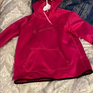 Women's running sweatshirt